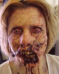 Sexy Zombie MILF